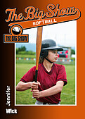 Softball Orange - Front